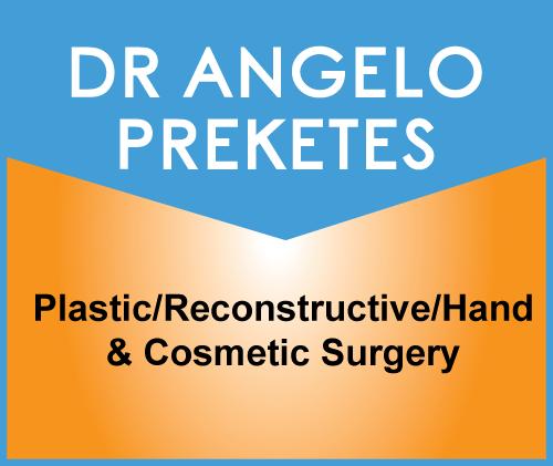 Dr Angelo Preketes