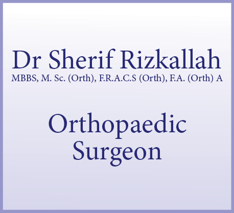 Dr Sherif Rizkallah