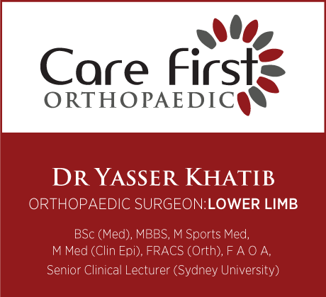 Dr Yasser Khatib