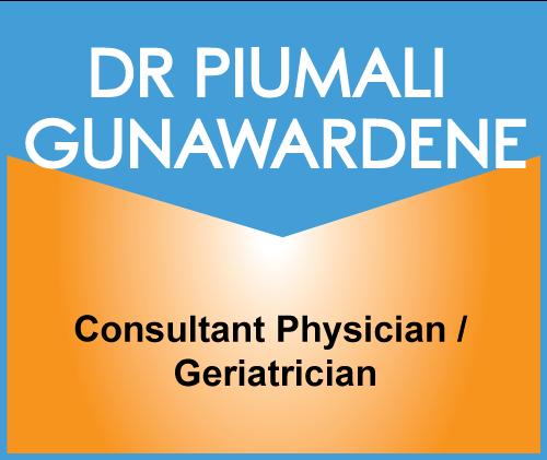 Dr Piumali  Gunawardene