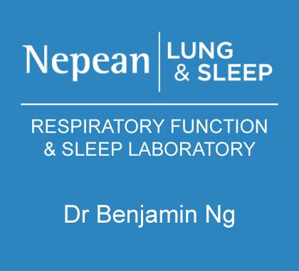 Dr Benjamin Ng