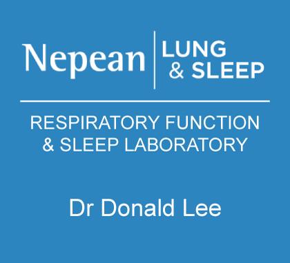 Dr Donald Lee