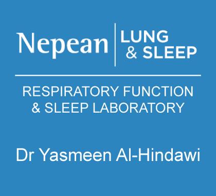 Dr Yasmeen Al-Hindawi