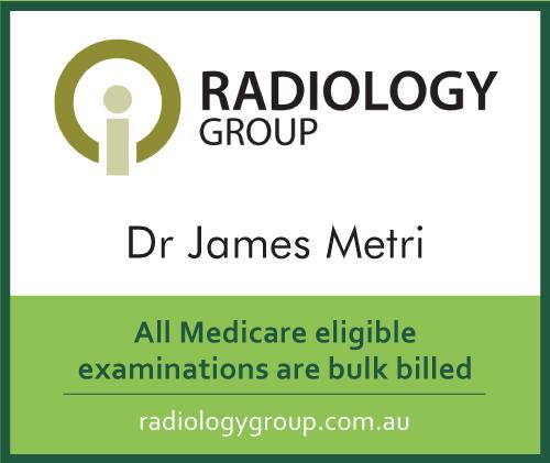 Dr James Metri