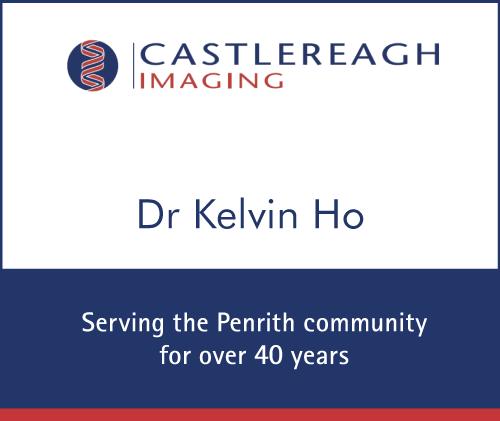 Dr Kelvin Ho