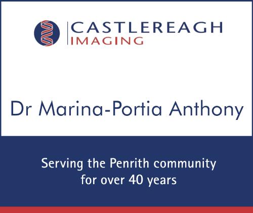 Dr Marina-Portia  Anthony