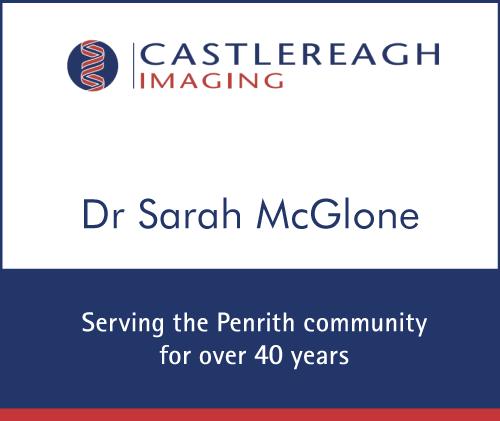 Dr Sarah McGlone