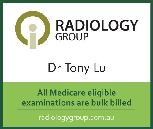 Dr Tony Lu