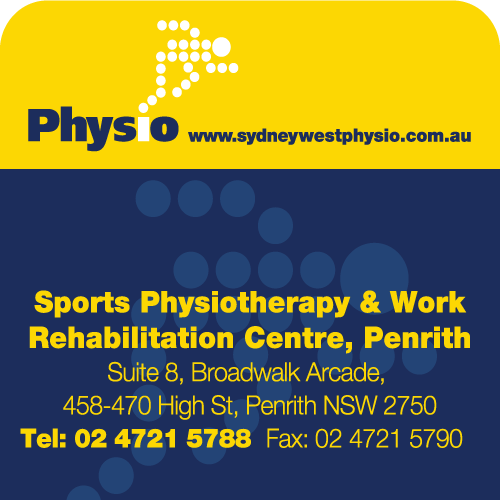 Sports Physiotherapy & Work Rehabilitation Centre