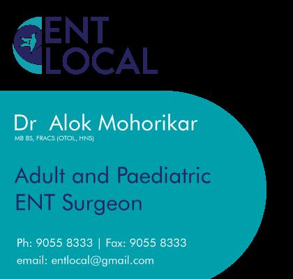 Dr Alok Mohorikar