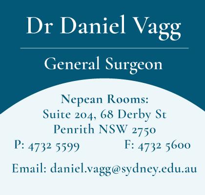 Dr Daniel Vagg