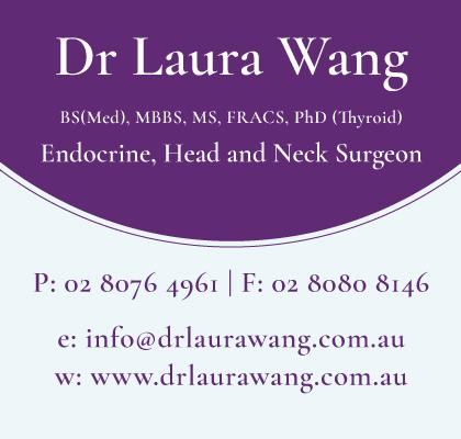 Dr Laura Wang